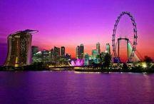 Travel - Singapore Sling
