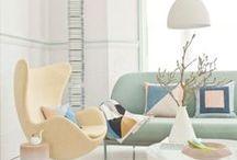 Stunning Interiors We Love! / Oh, so beautiful...