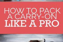 Travel - Keep Calm & Carry-On!