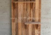 What to do with my pallet wood