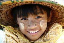 Sourires autour du monde / Les plus beaux sourires et visages autour du monde. Un sourire la plus belle carte de visite qui soit !