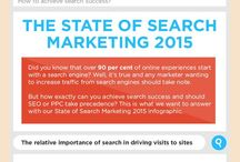 Search Marketing Infographics