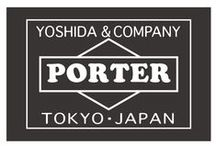 Yoshida Kaban / In keeping with the founder of the Yoshida Porter's company principal, all bags are strictly Made in Japan. All production, including design, manufacturing, wholesaling, and retailing are strictly done in Japan. In that way we can monitor each aspect of the creation of our bags and ensure the best quality.  All of our bags are handmade by our company's skilled craftmen, we only use the very best fabrics and components, some of which we develop and treat specifically for our brands needs.