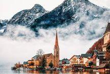 Voyage en Europe / Inspiration pour voyager en Europe | Photographies | Récits de voyage | Conseils pour préparer un city trip ou road trip.