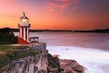 Tour du monde des phares / J´ai toujours rêvé de passer une nuit dans un phare !