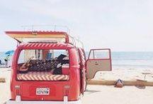 """Inspiration voyage en van / Partir voyager en van aménager, se réveiller devant des paysages incroyables, prendre le temps de savourer la route ... """"Wish a living van Life"""""""