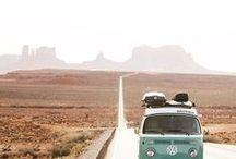Road trip lover / Partir en road trip autour du monde ... La liberté !  Itinéraires et conseils pour réussir ses road-trips dans le monde.