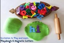 ABC/Spelling/Reading Ideas