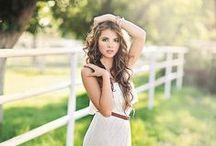 Senior GIRL Style & Posing / Inspiration for locations, posing, and style for senior girls!