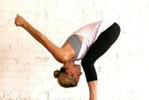 Health/Fitness / by Urban Sacred Garden - Jes
