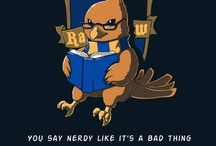 Nerdy Birdy / Showcasing my love for all things nerd-errific (i.e. Disney, superheros, Harry Potter and so on) / by Kelly Schaffer