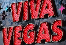 Viva Vegas Baby! / Fun City / by Brenda Fenn