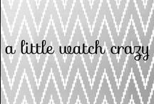 a little watch crazy / by Heidi Marcia