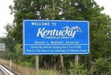 Kentucky My Home / by Brenda Fenn