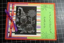 Cards - Halloween / by Christina Heinzelmann