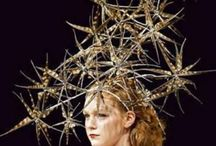 CROWNS / Unique and stylish hats and headpieces / by LE COMBAT