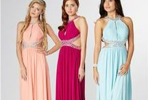 Autumn 2014, New Seasons Dresses / Check out this stunning collection of new dresses at www.cargoclothing.com.  We have new styles arriving from Pia Michi, Sherri Hill and Tiffanys, we have pinned a selection of our favourites here.