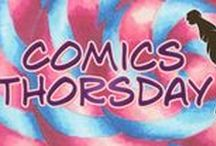 Comics THORsday / Discover new comics to read :) Get new comic book ideas every THORsday!
