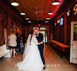 Red Cedar Farms Weddings / Read Cedar Farms in Poulsbo Washington weddings shot by Jenny Storment Photography