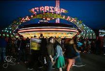 Puyallup Fair Engagement Photos / A super fun engagement session at the Puyallup Fair photos by Jenny Storment