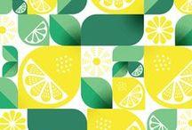 Pattern Design Inspiration / Pattern design inspiration.