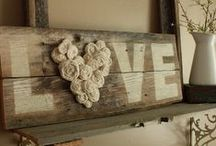 HOME DECOR ~ Bedroom Bling / Tons of creative projects for your bedroom.