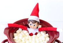 Inspiration :: Elf on the Shelf / inspirational Elf on the Shelf projects