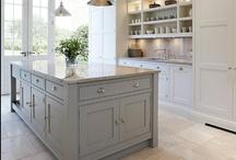 dream kitchen / by Sandra Hawryluk
