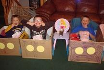 Fun stuff to do with the Kiddos : ) / by Jennifer Deason