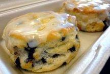 Breads/rolls/muffins / by Lori Williams