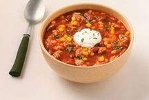 Soups/Stews/Chilli / by Lori Williams