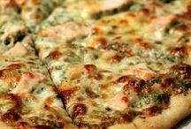 Pasta & Pizza!!! / by Lori Williams
