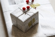 PACCHETTI♧PACCHETTINI ( I LOVE GIFT WRAPPING) / GIFT WRAP  / by Nicoletta Cappelletti