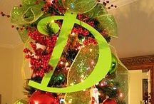 CHRiSTmas deco ideas!! / by Jennifer Deason