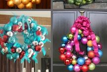 Wreaths Wreaths Wreaths!!!! / by Jennifer Deason