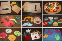 Ideas for Sunday school && Children's church : ) / by Jennifer Deason