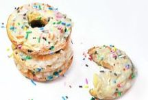 doughnuts  / by Cara's Confections