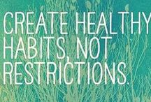 health / by Cara's Confections