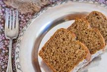 breads [gluten/dairy free] / by Cara's Confections