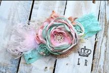 Couture Headbands / by Ivy