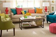 HOME DECOR ~ Home Decorating / Tons of creative craft ideas for your home!