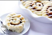 cinnamon roll variations  / by Cara's Confections