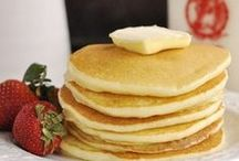 pancakes & waffles  / by Cara's Confections