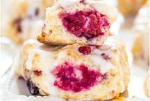 scones & biscuits  / by Cara's Confections