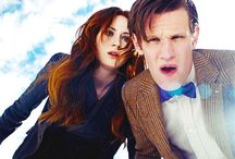 {The doctor's companion} / Everything whovian  / by Madeline Danee Dee