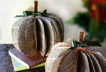 Pumpkins, Pumpkins, Pumpkins / We love Pumpkins!  Pumpkin crafts.  / by SewLicious Home Decor
