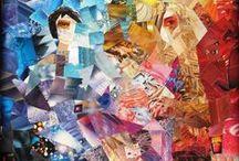Collage - My Art / just sticking arount