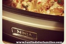 Ninja 3 in 1 cooking system / by Lori Williams