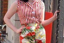 Retro Casual Wardrobe / by Amy Figueroa