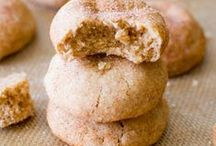 cinnamon, maple, and ginger cookies / by Cara's Confections